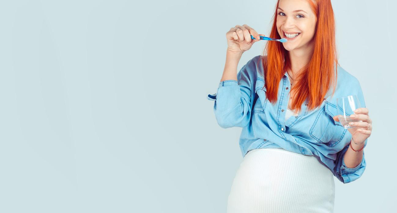Dentalna higijena u trudnoci