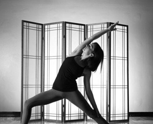 prenatal joga